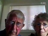 Senior Citizens Dating Accidentally Become Web Sensations