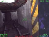 Descent I, Level 1, insane difficulty, no death, full rescue, no damage from enemies, 122HP at exit