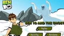 Ben 10  Ultimate Alien Ben Vs Ghost   Ben 10 Cartoon Game  Game Ben 10! 2015