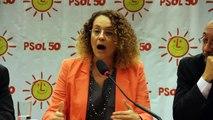 Luciana Genro responde sobre impeachment da presidenta
