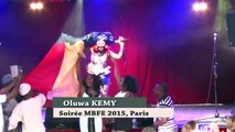 OLUWA KEMY A MISS BENIN FRANCE EUROPE