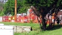 Palisades Park, NJ Fire Department Rescue 1 Wetdown