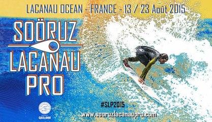 Sooruz Lacanau Pro 2015 - Live