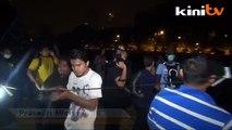 DBKL & police raid Padang Merbok, kick out campers