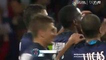 Thiago Silva 2:0 | Paris Saint-Germain v. Ajaccio - Ligue 1 16.08.2015 HD