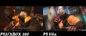 Playstation Vita (PS Vita) vs Playstation 3 (PS3)/ XBOX 360 - Graphical analysis.