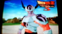 Dragon Ball Z Budokai Tenkaichi 3 Omega Shenron vs Red Potara Frieza (2nd Form)