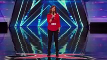 America's Got Talent S09E03 Jodi Miller Stand-up Comedian