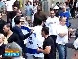 Altercations à Marseilles entre pro-israeliens et pro-palestiniens