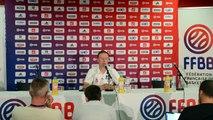Sélection des 12 pour l'EuroBasket - Vincent Collet revient sur son choix