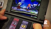 New Nintendo 3DS XL DEMO with Super Smash Bros DEMO Gameplay!