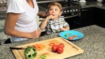 Tips de alimentación para bebés de 12 meses en adelante - La nutrición de mi bebé