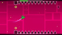 Geometry Dash - Level 1 - Stereo Madness - 100% (All coins)