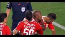 Goal Semedo - Benfica 4-0 Estoril - 16-08-2015