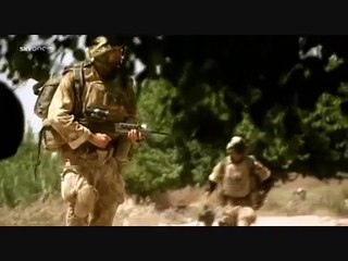 Tribute to 1st Battalion The Royal Anglian Regiment