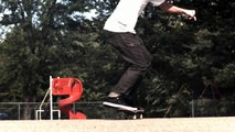 Skateology: backside flip (1000 fps slow motion)