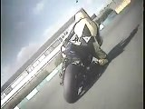Yamaha r6 track day race donington park (not donnington!)