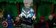 Marvel Civil War Movie Custom LEGO Minifigures - video dailymotion