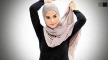 Hijab Tutorial 2015 - Tutorial Hijab Lebaran/Idul Fitri 2015 - #33