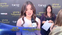 Hailee Steinfeld Talks True Grit - Young Hollywood Awards 2012