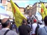 Prima marcia per la libertà religiosa (Pannella, Staderini, De Chirico) Libertà! Libertà!