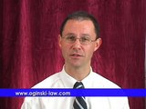 Questions Never To Ask At Trial; NY Medical Malpractice Attorney Gerry Oginski Explains