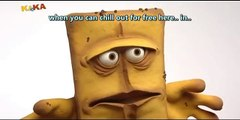 Bernd das Brot aka Bernd the Bread - Chillout Lounge subtitled English just for you!