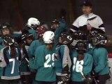 San Jose Jr. Sharks 10U  Girls Ice Hockey Team