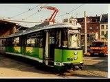 Die Straßenbahn von Halberstadt (1993) mit Gotha Wagen und ex Stuttgartern