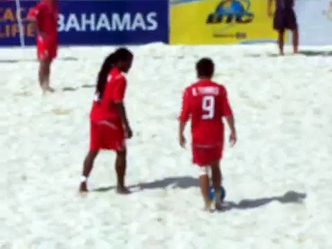 FIFA Beach Soccer World Cup 2013 CONCACAF Qualifier