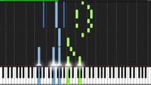 Paradise - Coldplay [Piano Tutorial] (Synthesia)
