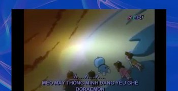 Doremon tieng viet HTV3 phan 3 tap 22 chu meo may
