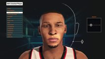 "NBA 2K15 ""The Matrix"" Shawn Marion face presets"