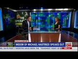 Michael Hastings Widow Speaks Out For The First Time To Piers Morgan,Piers Asks Was His Death
