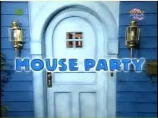 Bear in the Big Blue House: Mouse Party