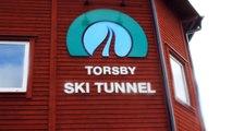 Third X-Country skiing imitation w/ Petter Northug and Justyna Kowalczyk