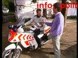 reportage + achtervolging politie Renkum verkeerscontrole 1991 / blik op de weg seizoen 1