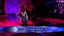 Papa was a rolling stone - Allison Iraheta