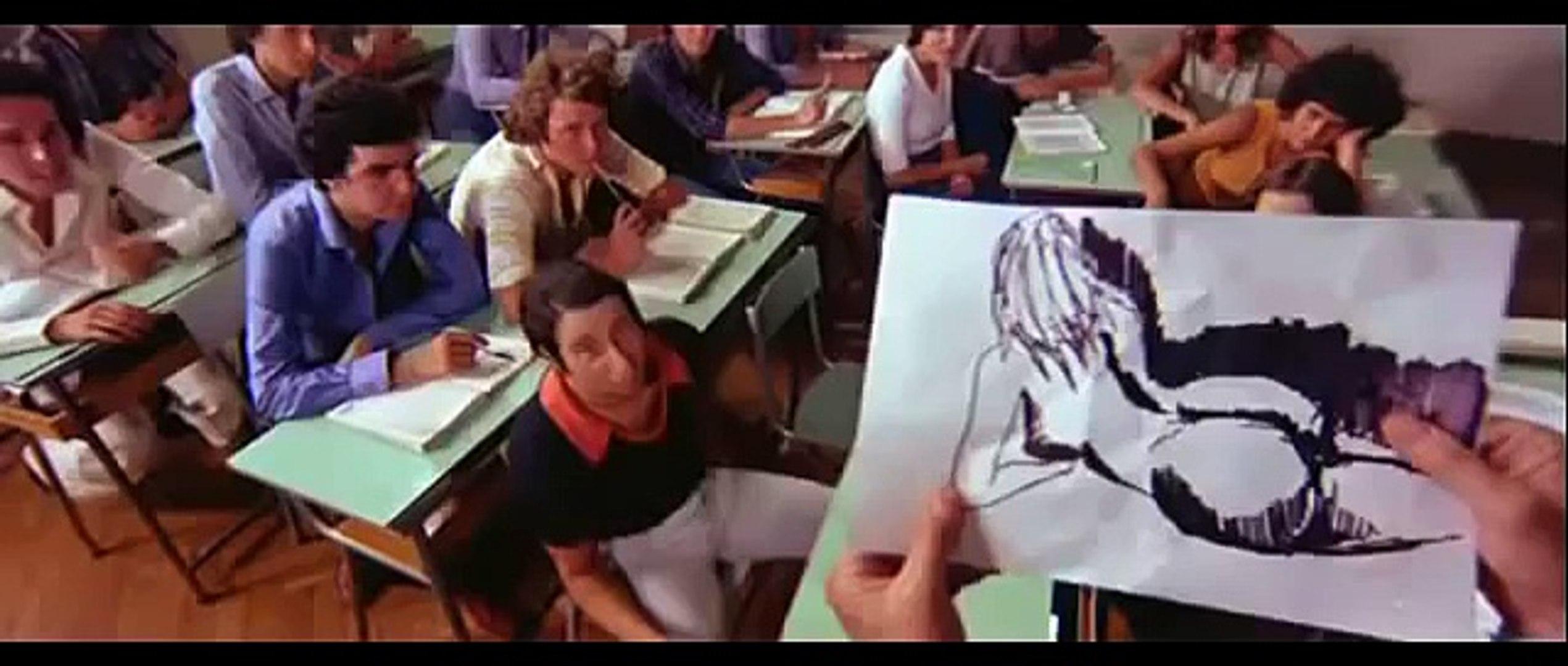Funny Italian Movie Scene~ The Teasers (1975) & Malizia (1973 film)  Gloria Guida  Laura Antonel