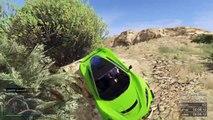 GRAND THEFT AUTO 5 - EL WALLRIDE SUPER LARGO - GAMEPLAY - GTA - PS4