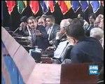 Cumbre Iberoamericana Chavez Vs. Gallegos
