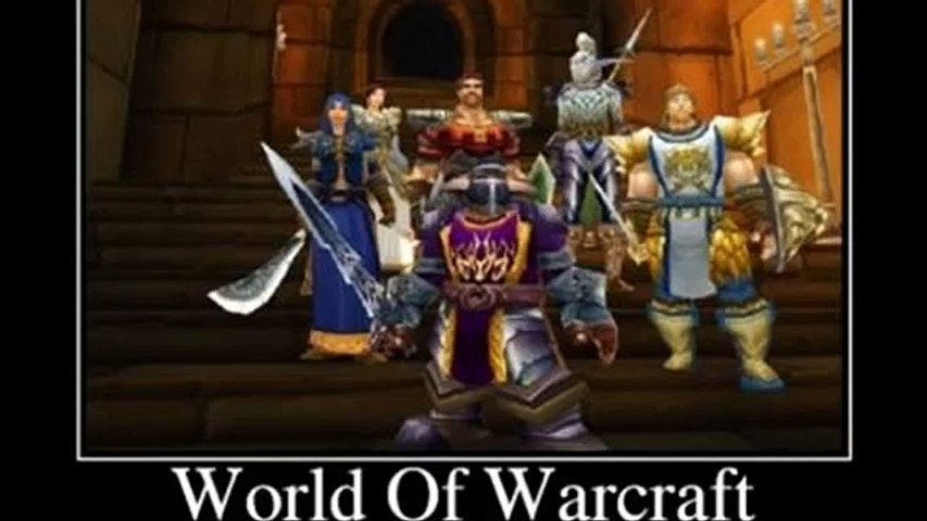 World Of Warcraft Quotes Funny Video Dailymotion