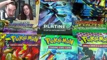 Ouverture d'un Display Pokémon XY7 Origines Antiques #3 ! 36 BOOSTERS ORIGINES ANTIQUES DE