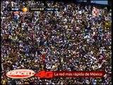 Pumas UNAM vs Monterrey 2-0 Liguilla 2011 Cuartos de Final Vuelta Televisa Deportes 08/05/11
