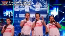 x factor auditionees sing bad romance - x factor live final.