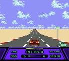 Rad Racer NES gameplay (NES Classics)
