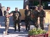 Algérie - Nouvelles manœuvres de l'armée Nationale Populaire Algérienne 2014