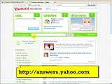 Yahoo Answers: Get Targeted Traffic With Yahoo Answers