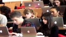 Présentation de la Faculté de Droit Campus PARIS par les étudiants