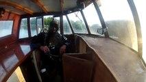 Wraysbury Boat Sinking filmed using GoPro Hero 3 Black Edition and GoPro Hero 2.